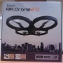 ARDrone v2 donated by Mr. Todd Rawlings
